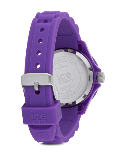 Quarzuhr Ice-Forever Small SIPESS09 Ice Watch Damen Silikon 4897028002224