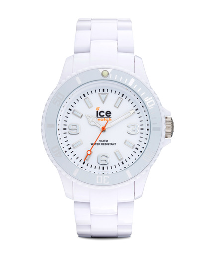 Quarzuhr Ice-Solid Unisex SDWEUP12 Ice Watch weiß 4895164002504