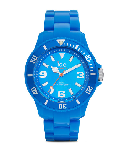 Quarzuhr Ice-Solid Unisex SDBEUP12 Ice Watch blau 4895164002511
