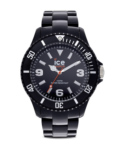 Quarzuhr Ice-Solid Big SDBKBP12 Ice Watch schwarz 4895164002597