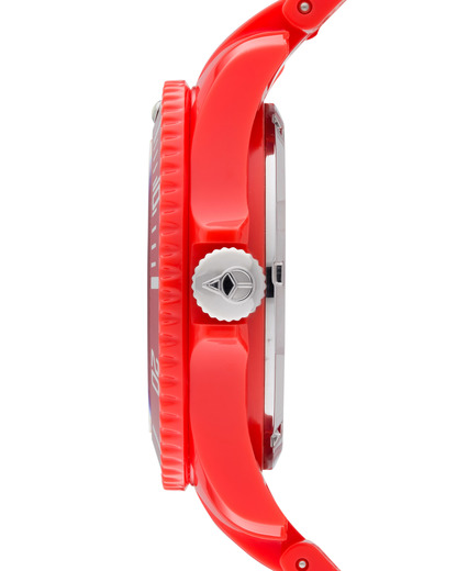 Quarzuhr Ice-Solid Unisex SDRDUP12 Ice Watch Damen,Herren Kunststoff 4895164002559