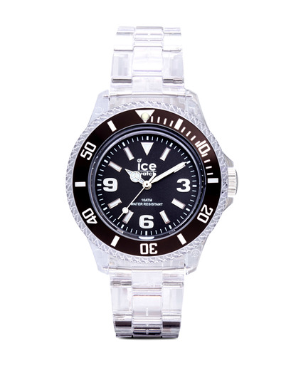 Quarzuhr Ice-Pure Small PUATSP12 Ice Watch grau,klar 4895164002771