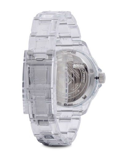 Quarzuhr Ice-Pure Small PUTESP12 Ice Watch Damen Kunststoff 4895164002801