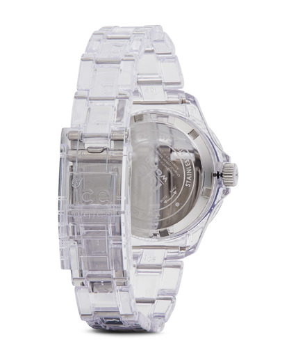 Quarzuhr Ice-Pure Small PUPESP12 Ice Watch Damen Kunststoff 4895164002849