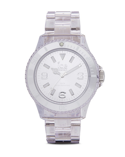 Quarzuhr Ice-Pure Unisex PUSRUP12 Ice watch klar,silber 4895164002863