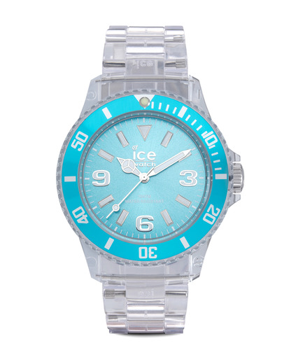 Quarzuhr Ice-Pure Unisex PUTEUP12 Ice watch klar,türkis 4895164002887