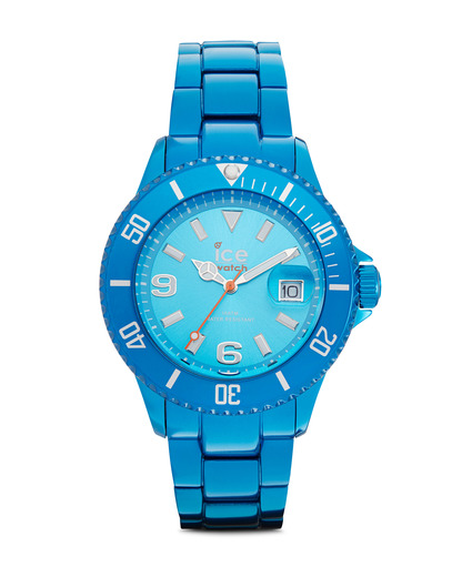 Quarzuhr Ice-Alu Unisex ALTEUA12 Ice Watch türkis 4895164001262