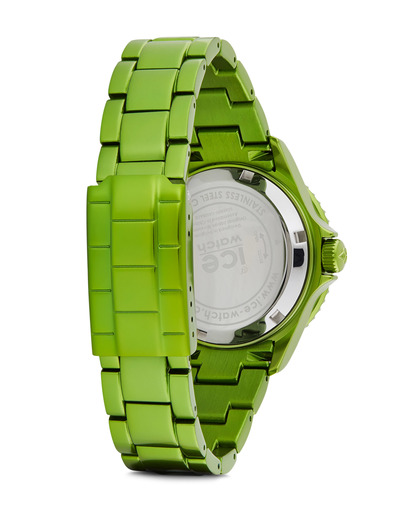 Quarzuhr Ice-Alu Unisex ALGNUA12 Ice watch Damen,Herren Aluminium 4895164001279