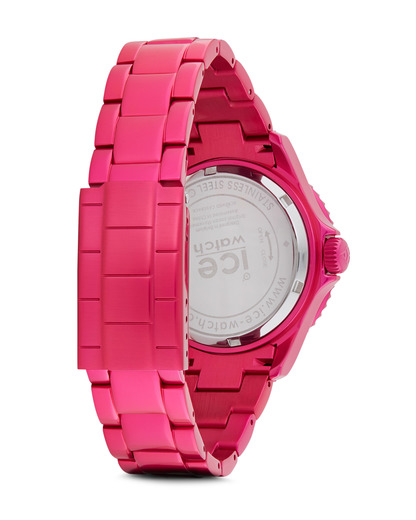 Quarzuhr Ice-Alu Unisex ALPKUA12 Ice watch Damen Aluminium 4895164001286