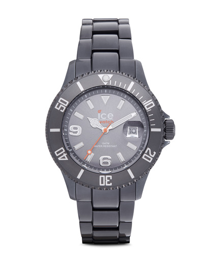 Quarzuhr Ice-Alu Unisex ALACUA12 Ice Watch grau 4895164001729