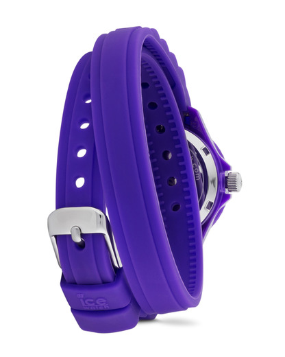 Quarzuhr Ice-Twist Mini TWPEMS12 Ice Watch Damen Silikon 4895164003662