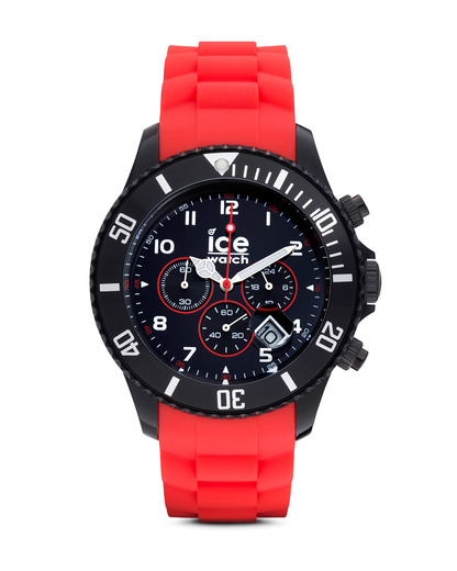 Chronograph Chrono Big CHBRBS10 Ice Watch rot,schwarz 4897028003269