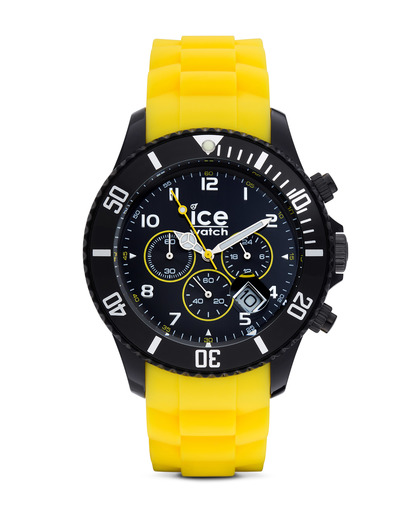 Chronograph Chrono Big CHBYBS10 Ice Watch gelb,schwarz 4897028003245