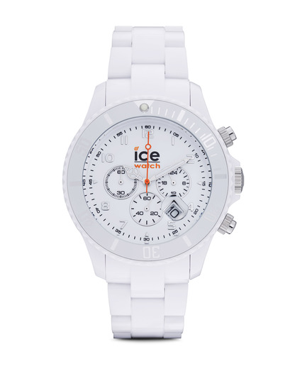 Chronograph Chrono Big CHWEBP09 Ice Watch weiß 4897028001135