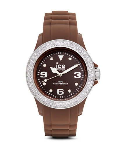 Quarzuhr Ice-Star Unisex STNSUS10 Ice Watch braun 4897028003276