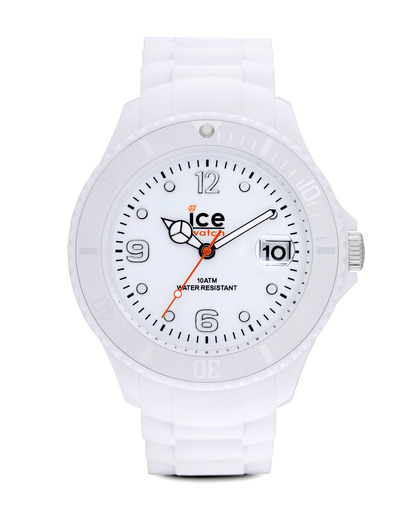 Quarzuhr Ice-Forever Big Big SIWEBBS11 Ice Watch weiß 4895164000005
