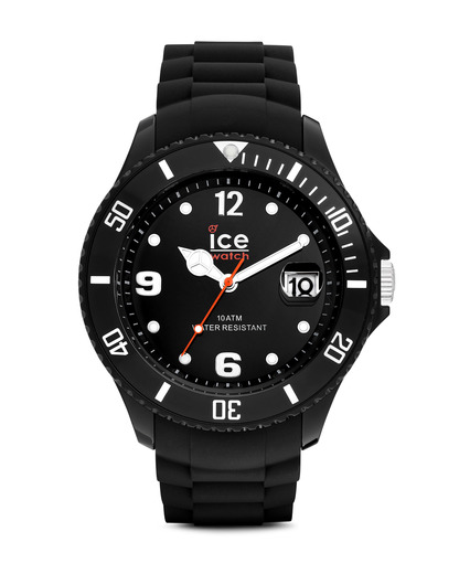 Quarzuhr Ice-Forever Big Big SIBKBBS11 Ice Watch schwarz 4897028009995