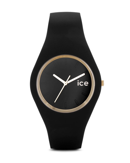 Quarzuhr Glam ICEGLBKUS13 Ice Watch schwarz 4895164006816