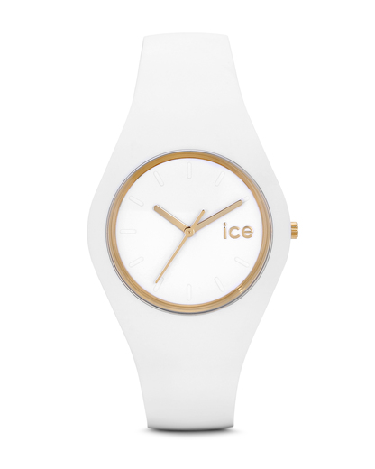 Quarzuhr Quarzuhr ICEGLWEUS13 Ice Watch weiß 4895164006809