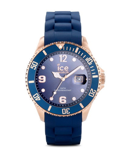 Quarzuhr Style Oxford ISOXRBS13 Ice Watch blau,roségold 4895164007042