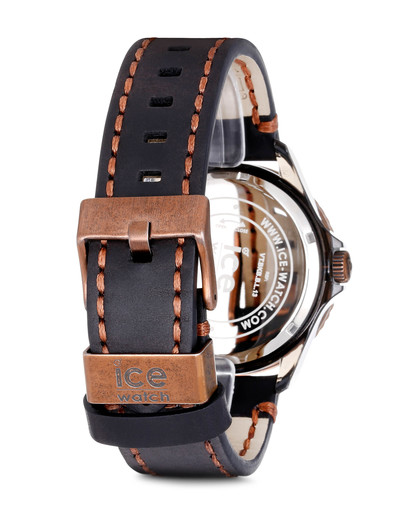 Quarzuhr VTBKBBL13 Ice Watch Herren Leder 4895164005451