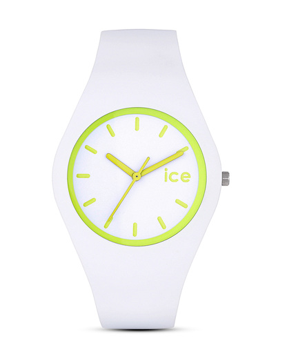 Quarzuhr Crazy Lime ICECYLMUS13 Ice Watch weiß 4895164006731