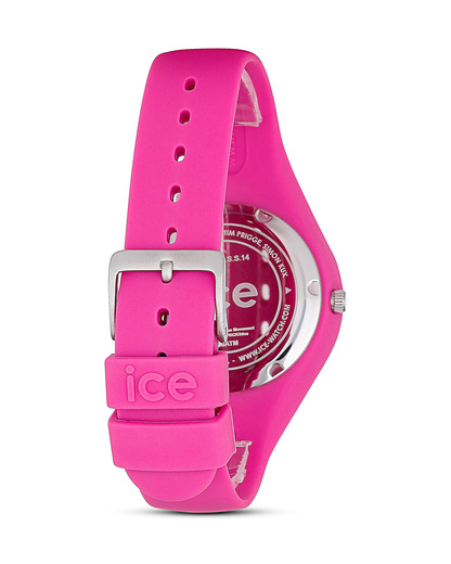 Quarzuhr Ola klein ICENPKSS14 Ice Watch Damen Silikon 4895164009503