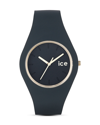 Quarzuhr Ice Glam Forest Urban Chic ICEGLUCHUS14 Ice Watch gold,grau,grün 4895164009787