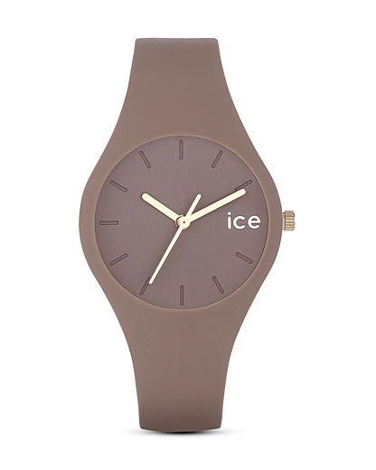 Quarzuhr Ice Glam Forest klein ICE.GL.CAR.S.S.14 beige Ice Watch beige,gold 4895164009817