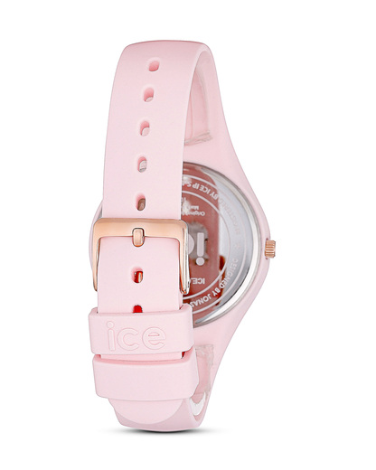 Quarzuhr Ice Glam Pastel klein ICEGLPLSS14 Ice Watch Damen,Herren Silikon 4895164009725