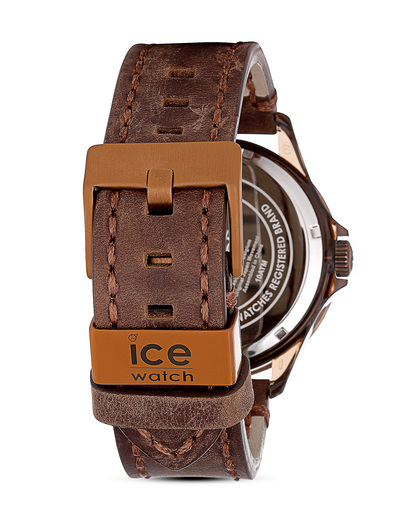 Quarzuhr Ice Vintage VTBNBL13 Ice Watch Damen,Herren Leder 4895164005468