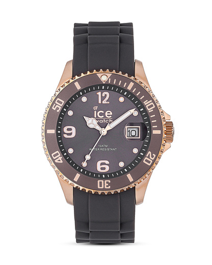 Quarzuhr Ice Style ISTARUS13 Ice Watch grau,roségold 4895164007011