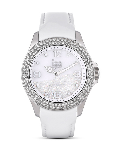 Quarzuhr Ice Crystal CYSRWUL14 Ice Watch weiß 4895164009206