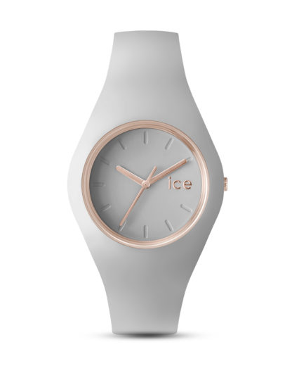 Quarzuhr Ice Glam ICE.GL.WD.U.S.14 Ice Watch grau,roségold 4895164009701
