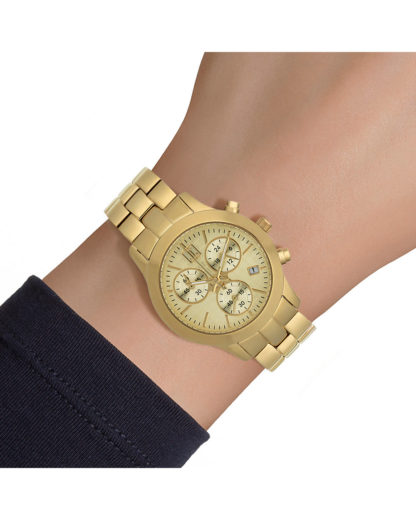Quarzchronograph 86127806 JETTE Time Gold 4040615001555