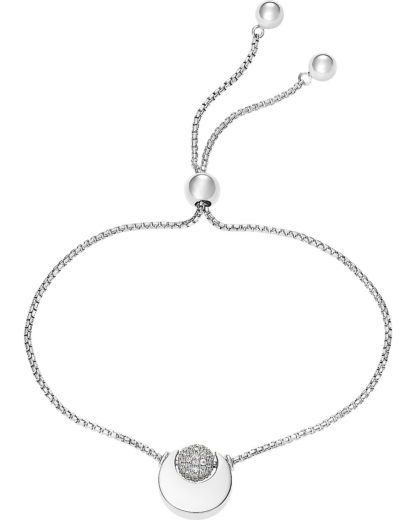 Armband aus Sterling Silber mit 66 Zirkonia JETTE Silver Silber  4040615430287