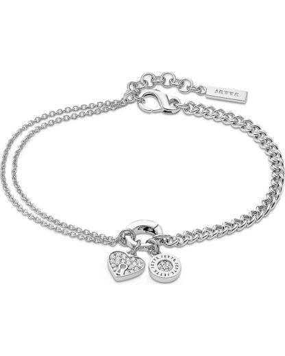 Armband aus Sterling Silber mit 26 Zirkonia JETTE Silver 4040615443256