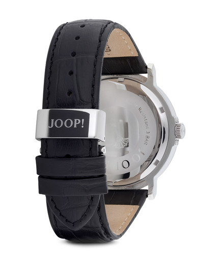 Quarzuhr Time Executive JP100821F01 JOOP! Herren Leder 4891945163730