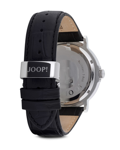 Quarzuhr Time Executive JP100821F03 JOOP! Herren Leder 4891945163754