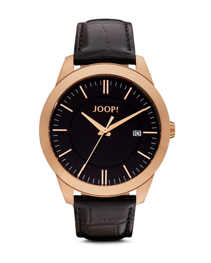 Quarzuhr Time Element JP101061F05 JOOP! gold,schwarz 4891945163938