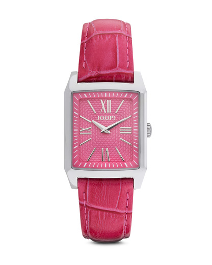 Quarzuhr Time Motion JP101132F03 JOOP! pink,silber 4891945164324