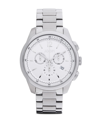 Chronograph Time Observer JP101171F07 JOOP! silber 4891945164157