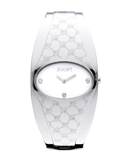 Quarzuhr Time Signature JP100302002 JOOP! silber 4891945121938