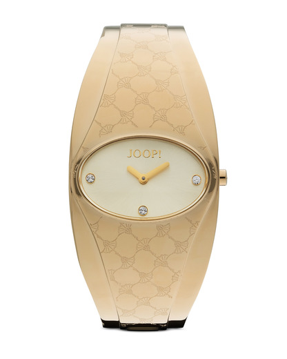 Quarzuhr Time Signature JP100302003 JOOP! gold 4891945121945