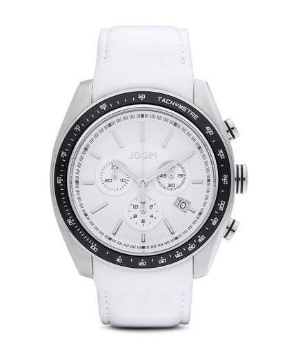 Chronograph Time Adventure Gents JP100431003 JOOP! silber,weiß 4891945122126