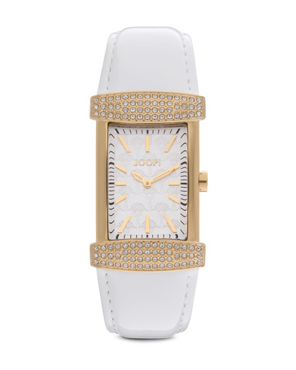 Quarzuhr Time Glam White JP100552F10 JOOP! gold,weiß 4891945161514