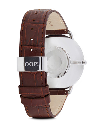 Quarzuhr Time Tendencies JP100691F02 JOOP! Herren Leder 4891945145514