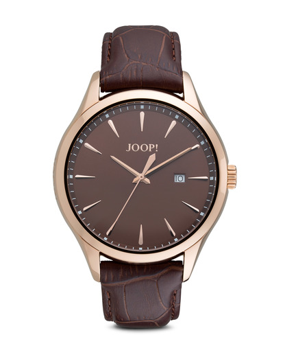 Quarzuhr Time Composure JP100701F08 JOOP! braun,gold 4891945170318