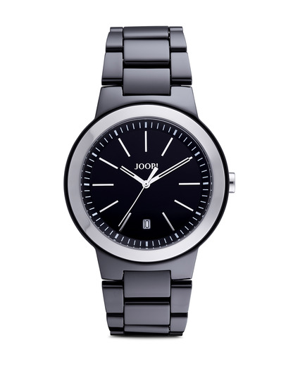 Quarzuhr Time Sensation JP100891F02 JOOP! schwarz 4891945145903