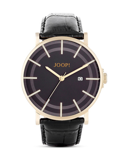 Quarzuhr Executive Lux JP101411002 JOOP! gold,schwarz 4891945194062